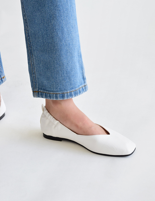 MAISON FLAT SHOES (3COLOR)