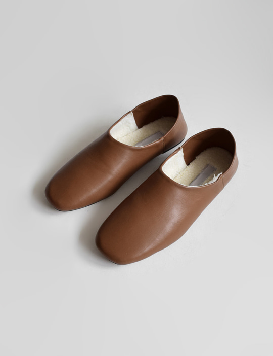 [SALE] NAPPING FLAT SHOES (3COLOR)