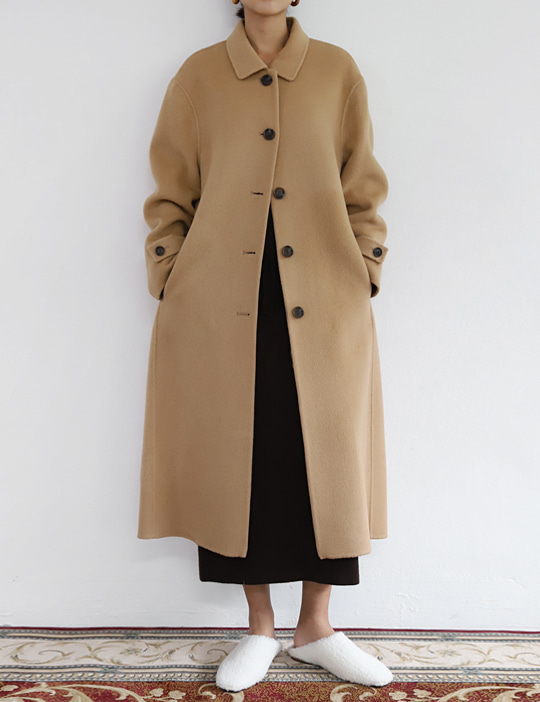 HERE HANDMADE COAT (3COLOR)
