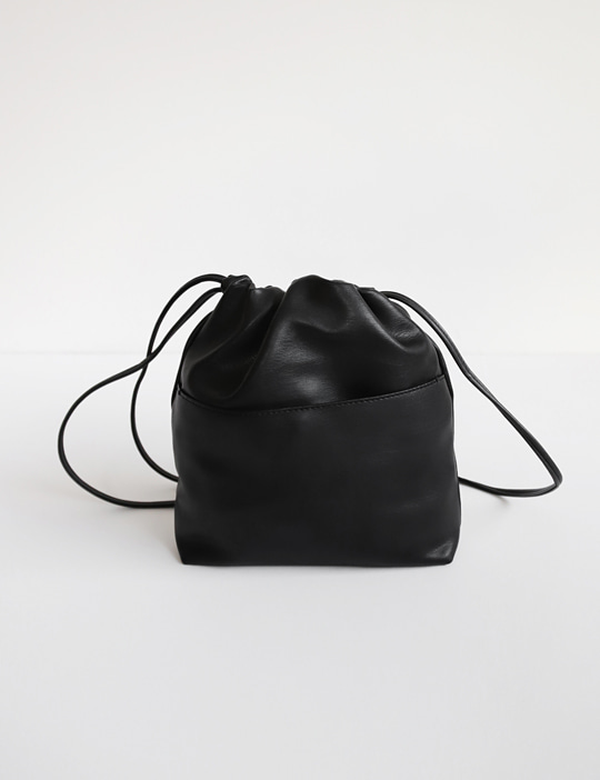[STOCK SALE] MINIMAL DRAWSTRING BAG (4COLOR)