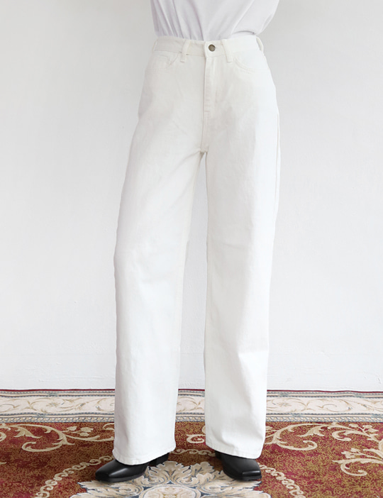 [SALE] WARM COTTON WIDE PANTS (3COLOR)