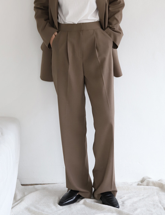 [stock sale] FRENCH SLACKS (3COLOR)