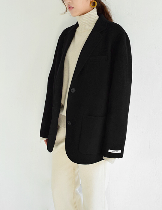 [STOCK SALE] HANDMADE JACKET (4COLOR)