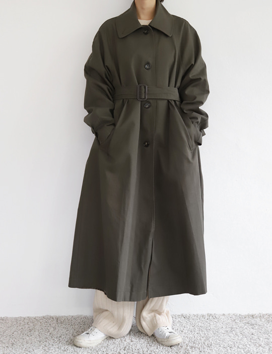 MAGASIN TRENCH COAT (2COLOR)